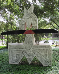 New Orleans (quirkyjazz) Tags: summer art outdoor spanishmoss nola sculpturegarden noma neworleansmuseumofart southernliveoaktree