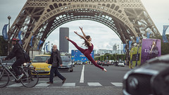(dimitryroulland) Tags: light people paris france art dance jump nikon tour natural 85mm eiffel dancer gymnast gymnastics split 18 gym performer flexibility flexible d600 dimitry roulland