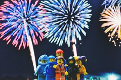 Happy 4th Of July! :D (parik.v9906) Tags: holiday color colors project mac nikon colorful day lego fireworks patriotic well legos wishes 365 independence independenceday minifigure lensblur d90 minifigures 365days 365project