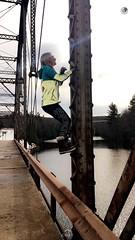 Adventure is out there (emilyformolo) Tags: bridge adventure explore dating adidas uppermichigan puremichigan