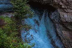 MH5_9207 (memories by Mark) Tags: rockies waterfall alberta banff rockymountains banffnationalpark johnstoncanyon