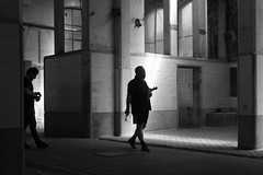 130.2016 - EXLORE Jul 11, 2016 #197 (Francisco (PortoPortugal)) Tags: 1302016 20160618fpbo3312 pb bw monocrome urbex matadouro porto portugal portografiaassociaofotogrficadoporto franciscooliveira