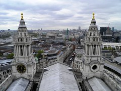 View from the Gallery on St Paul's Cathedral Dome (Normann) Tags: london vista stpaulscathedral