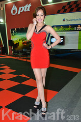 Thailand Motor Expo (krashkraft) Tags: beautiful beauty thailand pretty bangkok gorgeous autoshow 2012 racequeen gridgirl boothbabe motorexpo krashkraft