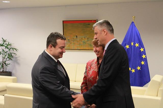 Thumbnail for Serbia Kosovo - EU Facilitated Dialogue