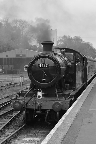 Steam at Bodmin