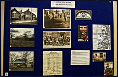 Library Exhibition on Weymouth..Melcombe Regis School... J1- J10 Notes.. (Tadie88) Tags: exhibitions oldphotos weymouth weymouthlibrary theoldweymouth historyofweymouth