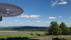 Look - a UFO! (Mary StarMagic -) Tags: startrek ufo enterprise flyby
