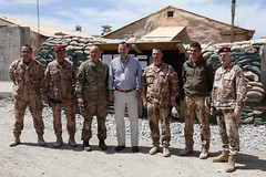 2013/04/13-14 Návštěva premiéra Petra Nečase v Afganistánu