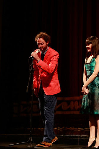 Breath In introduction with Drake Doremus and Felicity Jones