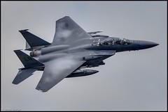 F15E Strike Eagle (simon_x_george) Tags: uk west wales canon eos eagle loop aviation military low jets level 7d strike boeing raf cad fw mach f15 48th lakenheath f15e lowfly 2013 ef300mmf28lisusm lfa7 2013lfa7lowflymilitaryjetswales
