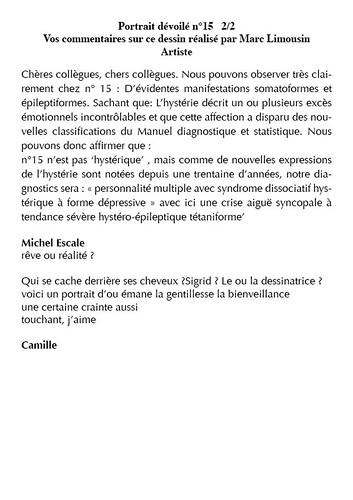 """dévoilement - critiques 15-2<br /><span style=""""font-size:0.8em;"""">Vos critiques sur le serial dessin de Marc Limousin page 2</span> • <a style=""""font-size:0.8em;"""" href=""""http://www.flickr.com/photos/12564537@N08/9215628790/"""" target=""""_blank"""">View on Flickr</a>"""