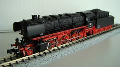 BR 44 618 DB Sound Minitrix Bericht (vollerbm) Tags: eisenbahn trains bahn modelleisenbahn dampflok lokomotive lok spurn modellbahn minitrix br44 1zu160