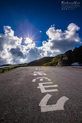 _58R1722 ( : LIU Photography ) Tags: mountain canon landscape star taiwan     hehuan    hehuanshan  1635l   1dx