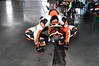 Just few seconds before race ! (Viictor B) Tags: white black france cute men beautiful race relax concentration amazing team europe power awesome go gaz pit ktm ring motorbike lane headphones ready win circuit pilot gp superbike paddock nogaro powerhorse amazo rc8r