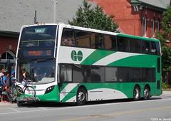 GO 8118 (magnetboy1) Tags: gotransit route12 8118 niagarafallsviastation 2012alexanderdennisenviro500