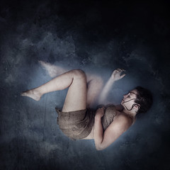 drown my sorrows (robin.spalding) Tags: fineartphotography surrealphotography fineartportraiture