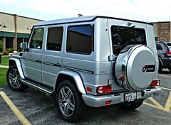 Mercedes-Benz G 63 AMG (W463) (SPV Automotive) Tags: car sport g 63 mercedesbenz suv amg w463