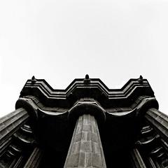 Peleng Hipstila (Lanpernas 2.0) Tags: barcelona arquitectura bcn catalonia fisheye gaud catalunya modernismo catalua modernisme contrapicado barna peleng ojodepez parkgell burguesa catalanismo
