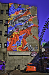 Art on the Street Little Italy- (Singing With Light) Tags: city nyc ny art photography october mural pentax 21 manhattan littleitaly k5 2013 singingwithlight singingwithlightphotography