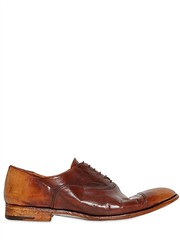 ALBERTO FASCIANI  20MM HAND BRUSHED OXFORD LEATHER SHOES Fashion Fall Winter 2013-14 (xecereterys) Tags: summer men leather spring shoes hand lace alberto oxford 20mm brushed 2013 fasciani albertofasciani20mmhandbrushedoxfordleathershoesspringsummer2013menshoeslaceupshoes