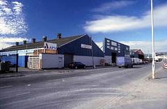 Belfast - East Bank: industry