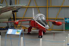 Hawker Siddeley Gnat T.1 (Bri_J) Tags: nikon raf t1 airmuseum d3200 newarkairmuseum hawkersiddeleygnat