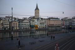 30 (Toni_V) Tags: street city winter urban 30 schweiz switzerland europe dof suisse bokeh zurich rangefinder zrich svizzera stpeter m9 limmat limmatquai svizra summiluxm 2013 35mmf14asph 35lux messsucher toniv 130127 leicam9 l1010688