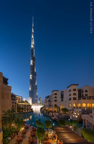 Burj Khalifa . . . !