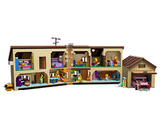 LEGO The Simpsons 71006 - The Simpsons House (THE BRICK TIME Team) Tags: house brick lego haus simpsons springfield 2014