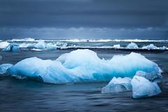 Ice on the beach (Christian Wilt) Tags: ocean ice is iceland north arctic iceberg jkulsrln christianwilt