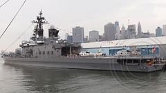 JS SHIRANE DDH-143 Japanese Destroyer Ship, OpSa