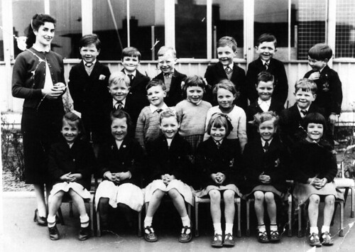 St Elizabeth Seton, Cranhill 1955