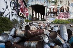 supplies (eb78) Tags: sf sanfrancisco california ca graffiti bayarea bayshore roundhouse