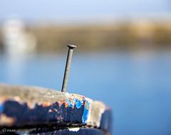 (ben) piantato (_esse_) Tags: sun barca ship nail sicily sole catania chiodo acicastello