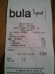 Zaragoza | Tapas Bul