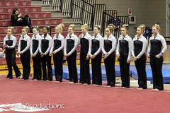Lindenwood Lions (Erin Costa) Tags: ladies college tx kitty arena gymnast gymnastics lions tumble denton twu magee centenary lindenwood
