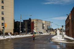 Carlton and Cumberland (bryanscott) Tags: winter snow canada building architecture downtown winnipeg manitoba