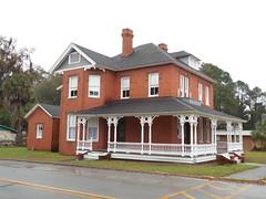 A Historic Home (jimmywayne) Tags: jasper florida historic hamiltoncounty