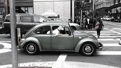 DSC_1916 (utsav911) Tags: sanfrancisco california blackandwhite classic volkswagen beetle retro unionsquare buggy sfcars xperiaion lt28h