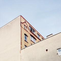 (Ella M. Singer) Tags: berlin architecture geometry simplicity iphone fassades instagram