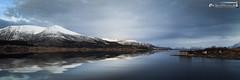Hinnya panorama (dieLeuchtturms) Tags: panorama norway norge europa europe norwegen waterreflection hurtigruten atlantik vesterlen waterreflections nordland hinnya wasserspiegelung 3x1 langya stokmarknes norwegiansea hadselya hurtigroute norwegischesee
