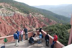 Mountaintop cafe