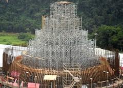 Usina de cimento Supremo Cimento S/A • Adrianópolis - PR • Abril 2014