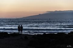 Mágico (letrucas) Tags: españa mar puestadesol atlántico crepúsculo océanoatlántico isladetenerife isladelagomera costasurdetenerife leandrotrujillocasañas