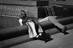 IMG_4678-1 (haynenps3) Tags: park city boy playing water fountain girl sydney hyde lean 2014