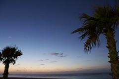 Casablanca By Night (Nouhailler) Tags: sunset morocco maroc casablanca pwpartlycloudy