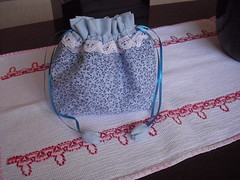 Porta maquiagem - Necessaire (Eun Wa) Tags: handmade sewing artesanato craft sew agulha costura agulhas necessaire feitoamão portamaquiagem organizadordemaquiagem