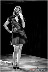 Chicas Locas: A Night of Burlesque Glamour. (Digital-Mechanic.com) Tags: sexy art night dance glamour artistic leicester performance arts strip chicas tease embrace burlesque locas a