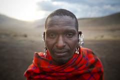 Maasai Warrior Portrait (3)